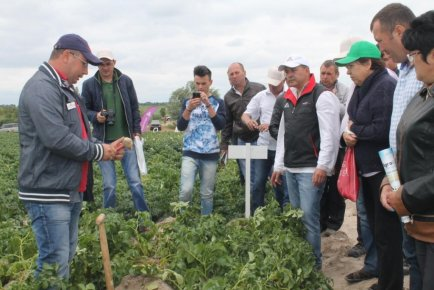 День поля Агріко Україна на базі СФГ «Межирічка»