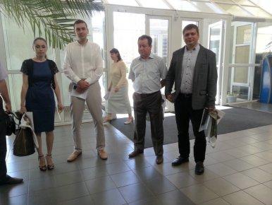 Учим, путешествуя по Украине! День поля в Сумской области