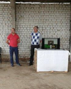 Мастер-класс: «Проведение фитосанитарных прочисток»