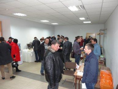 Майстер-клас з вирощування картоплі (Дніпропетровськ 24 лютого 2016р.)