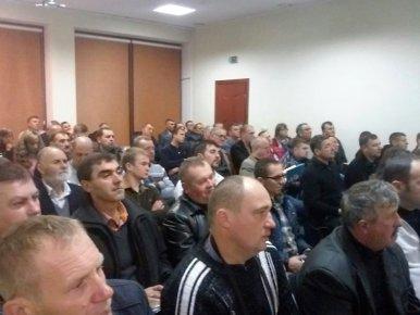 Очередной семинар осени собрал полный зал участников
