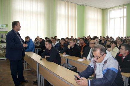 Команда «Агрико Украина» в Белой Церкви