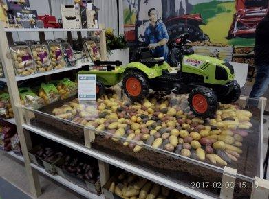 Путешествие команды Агрико Украина на Fruit Logistica 2017
