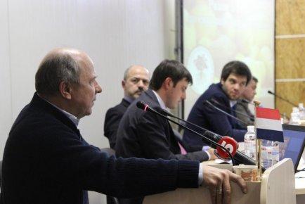 VIII Голландско-украинский форум по профессиональному картофелеводству