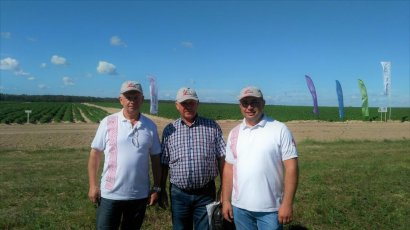 День поля в господарстві «Агріко Україна» на Чернігівщині