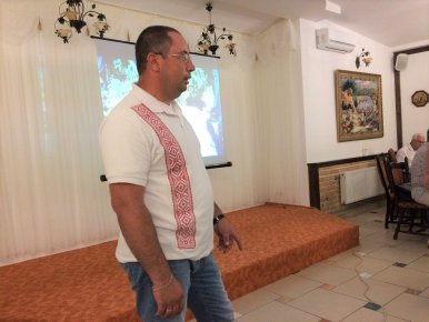 Продолжая путешествия регионами Украины: команда Агрико на Волыни